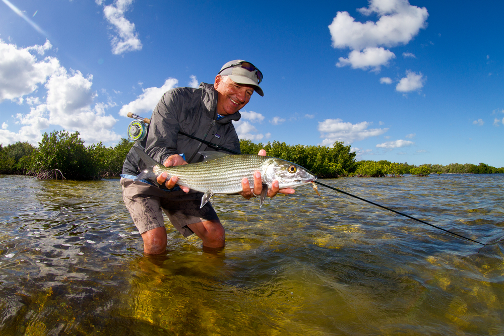 Fly Fishing for Bonefish from Cayo Largo, Cuba