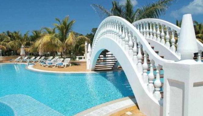 Pool at Ibersostar Ensenachos, Gardens of the King, Cuba