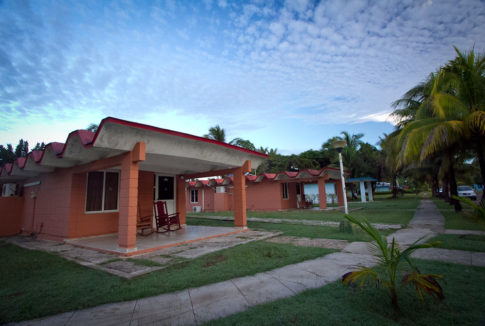 Enridan Lodge, Playa Larga