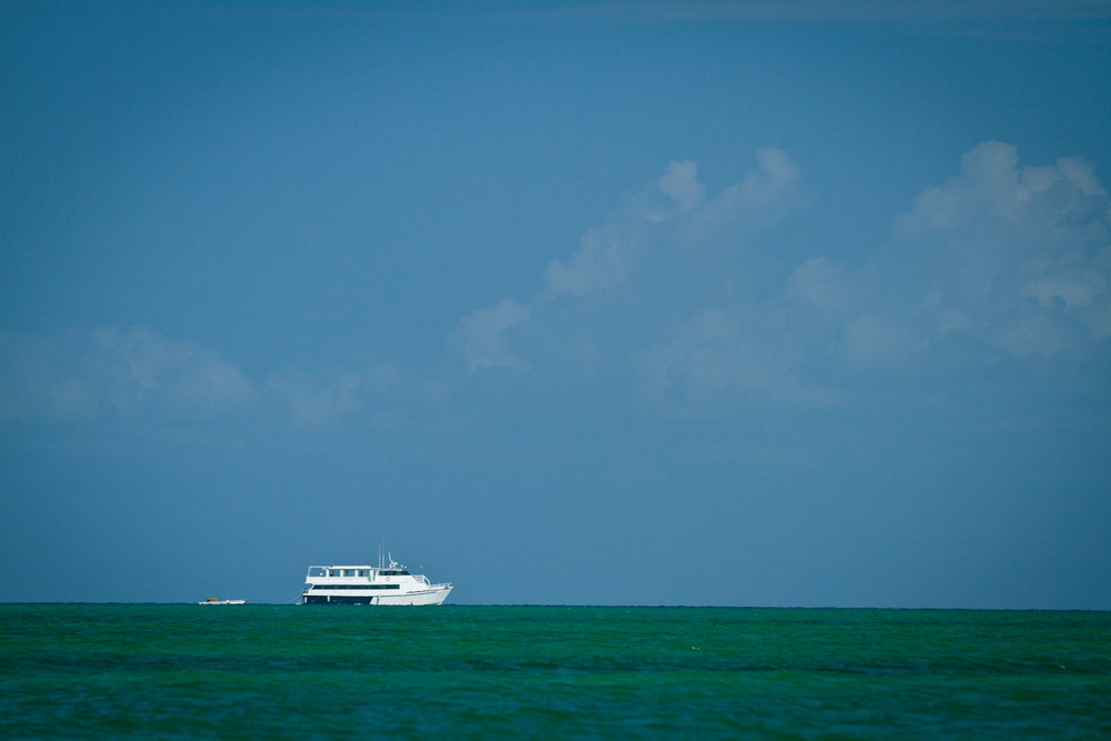 Georgiana Yacht, Zapata Peninsula, Cuba