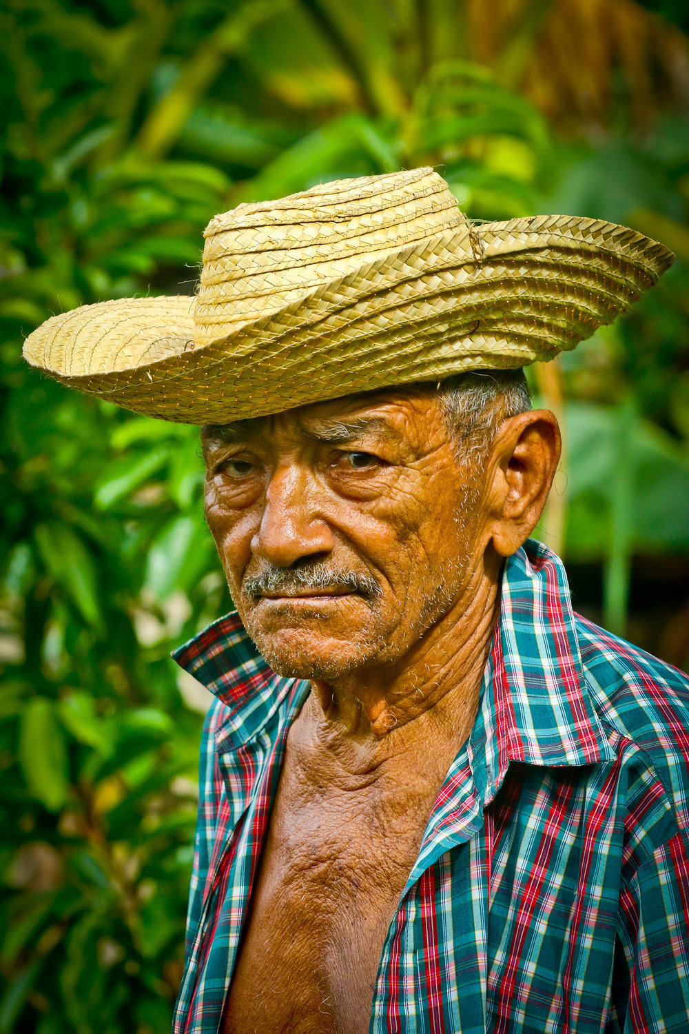 Farmer in Baracoa