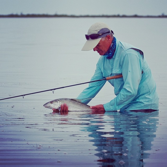 Zapata Peninsula Bonefish are plentiful and willing. Join us in Cuba! #cubafishingoutfitters#flywatertravel#zapatacuba#flyfishcuba#joncovich