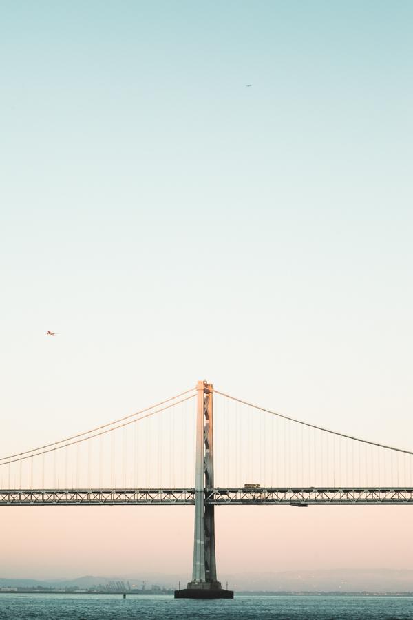 Bay Bridge from Pier 7
