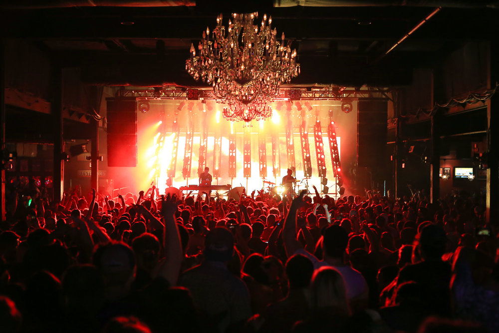 Big Gigantic - @biggigantic   The Fillmore - 4.7.16  Charlotte, North Carolina