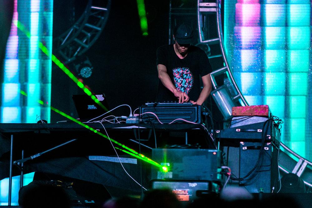 Break Science -  @breaksciencemusic   Imagine Music Festival - 8.28.16  Atlanta, Georgia