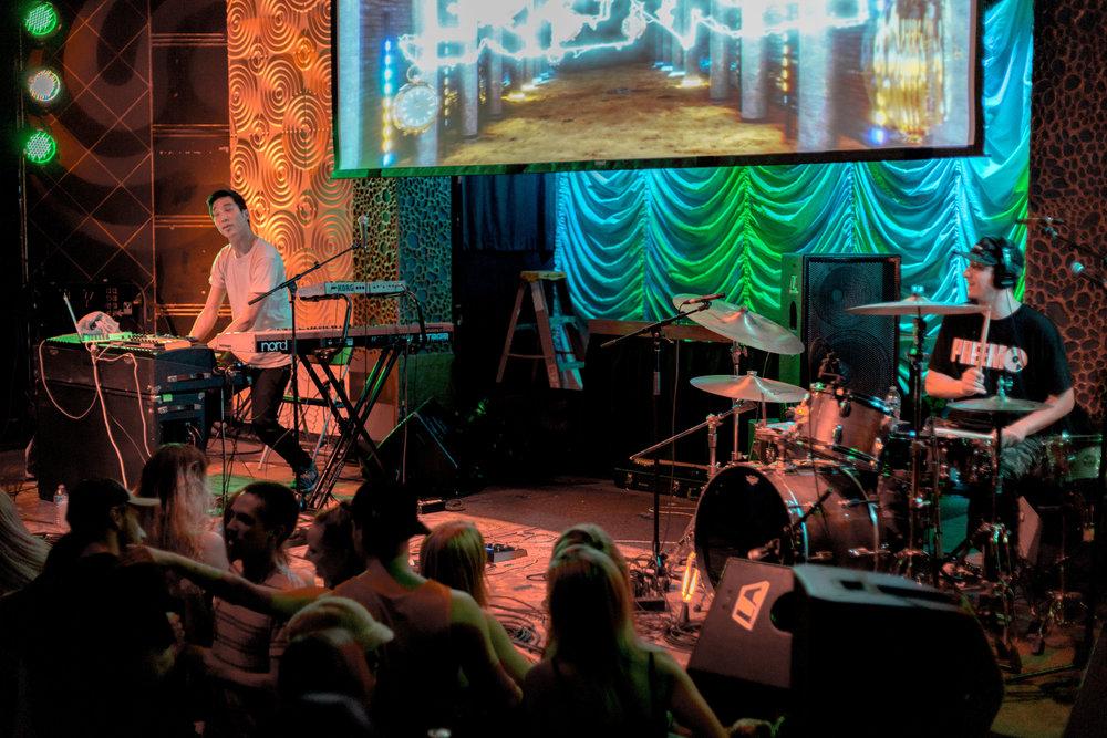 Break Science -  @breaksciencemusic   Visulite Theatre - 4.21.17  Charlotte, North Carolina