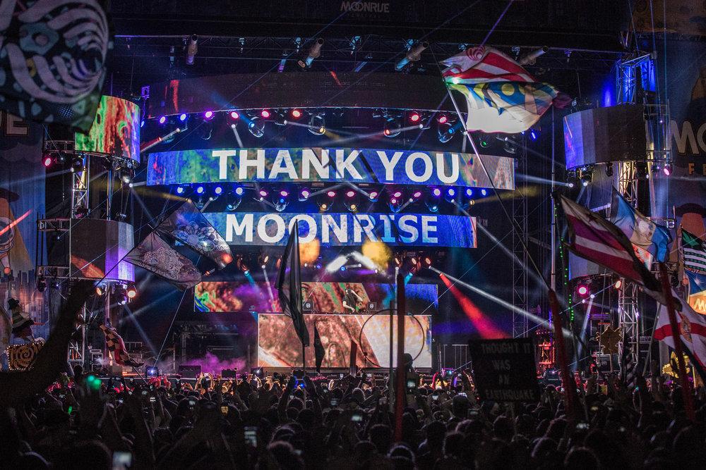 Bassnectar -  @bassnectar   Moonrise Festival - August 6, 2016  Baltimore, Maryland