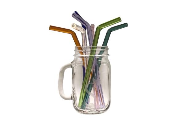 simply glass straws