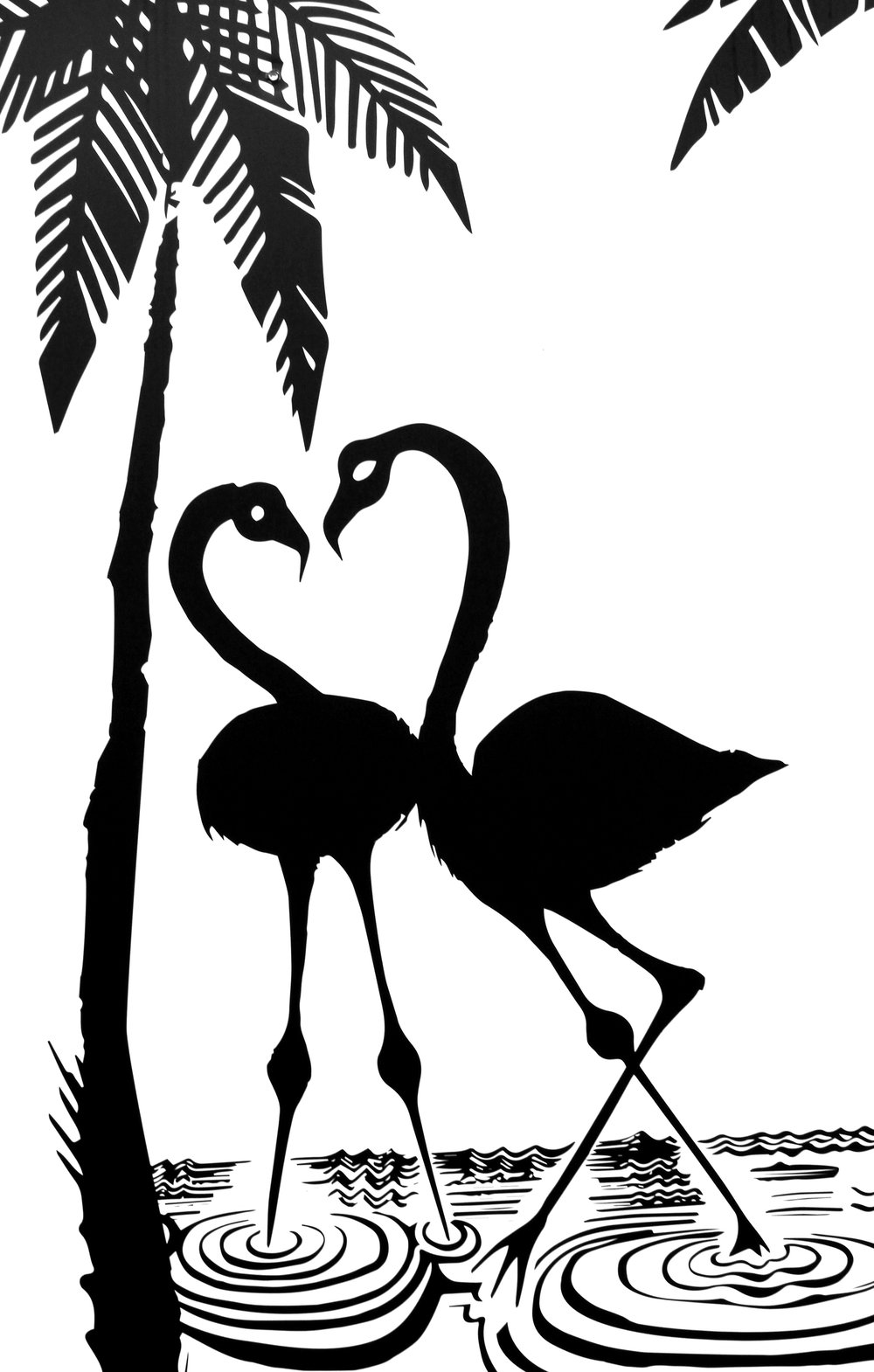 Love Birds [Coconut Grove, Miami, Florida - 2015]