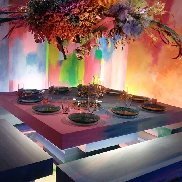 Last chance to see these beautiful table settings and support @diffanational. Tix sold til 4 to tonight's auction.  I honestly loved every one for the very creative messaging and design. Here are some standouts with more to share this week. . . #addesignshow2019 #diningroom #dining #tablescapes #tablesetting #designisinthedetails #designpower #designinspo #design #homedecor #homedesign #designforacause #diningbydesign2019 #nycinteriordesigners #dbd2019 @addesignshow #interiors #interordesign #tablescape #designlove #diffa #diffanational @knollinc #artist #architecture #artistsoninstagram #moderndesign