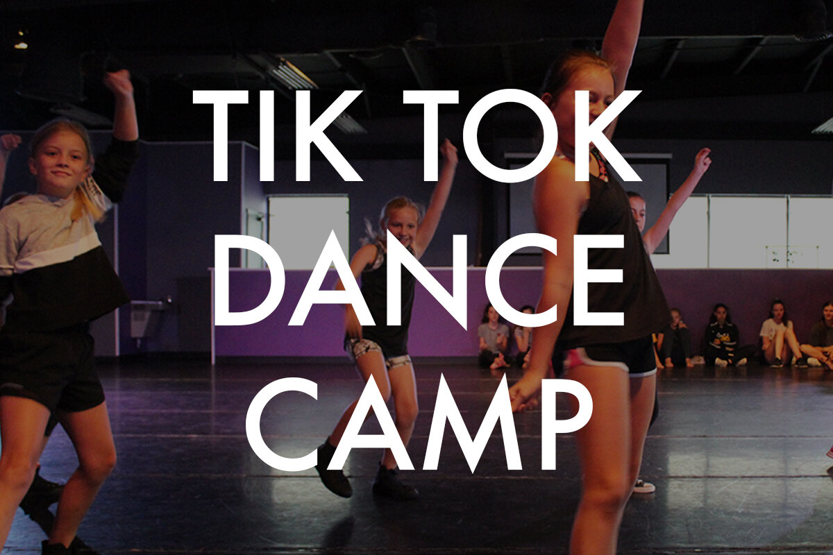 Tik Tok Dance Camp Creative Edge Dance Center
