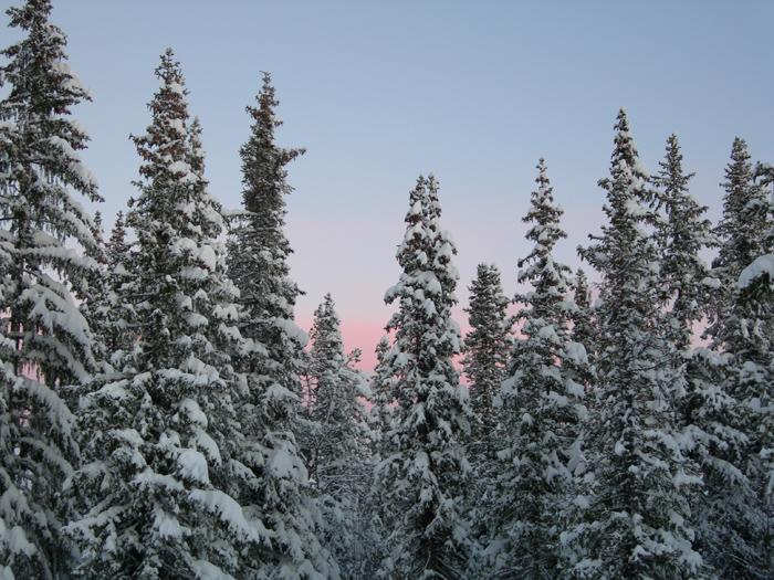 Jukkasjärvi, Sweden