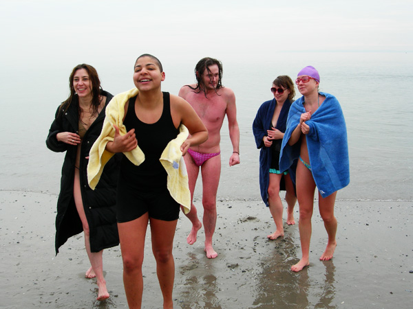 New Year's Day Dip | Coney Island, New York