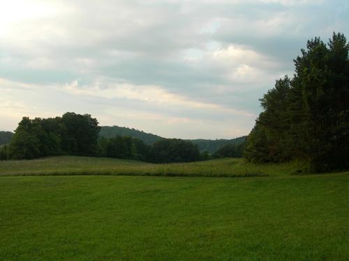 Rolling hills | Rhinebeck, New York