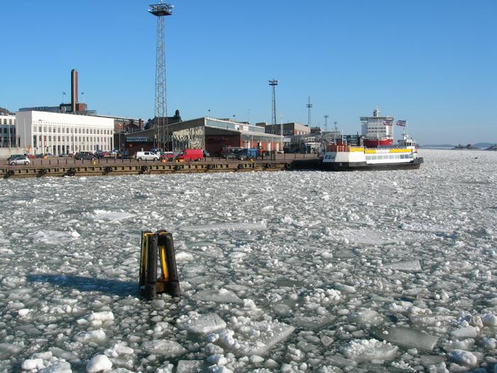 Helsinki thaws