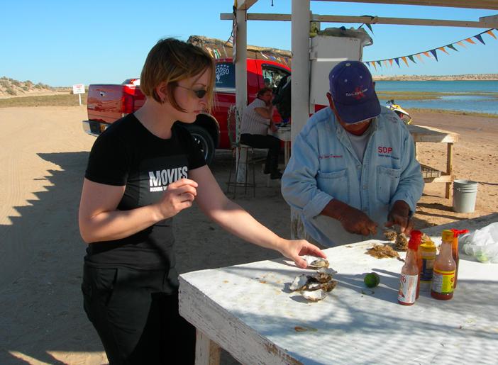 Oyster Bar | Puerto Peñasco, Sonora, Mexico