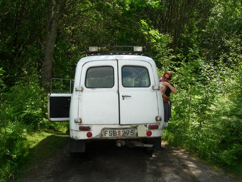1965 Volvo baby wagon