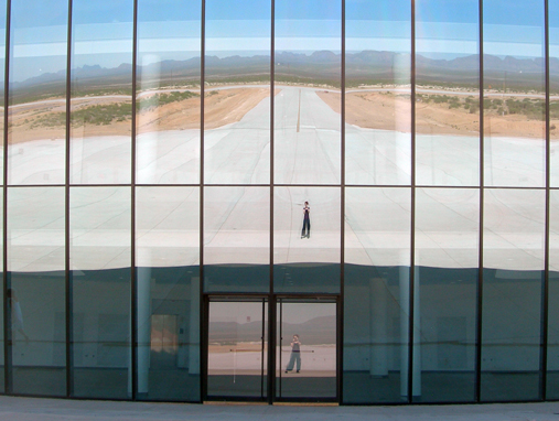Spaceport America—Virgin Galactic Gateway to Space