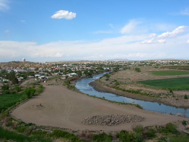 Rio Grande—Truth or Consequences, New Mexico