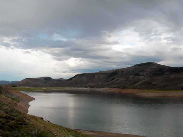 Curecanti National Recreation Area / Gunnison, CO