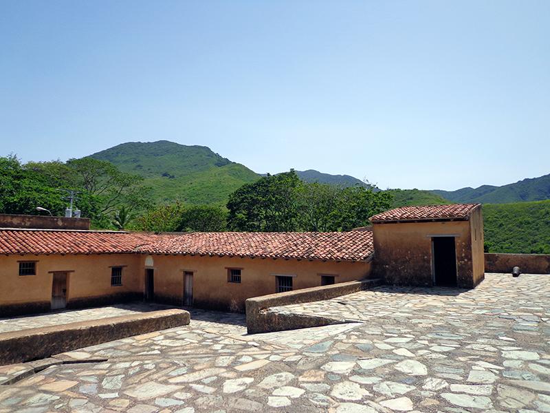 Santa Rosa de la Eminencia castle