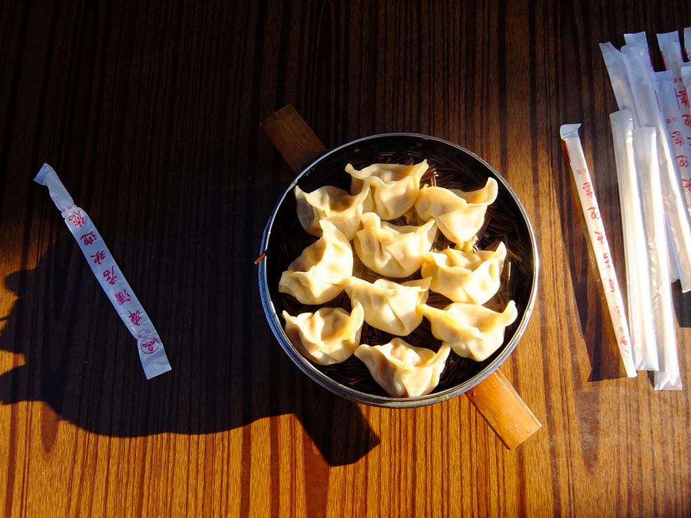 Beijing street breakfast