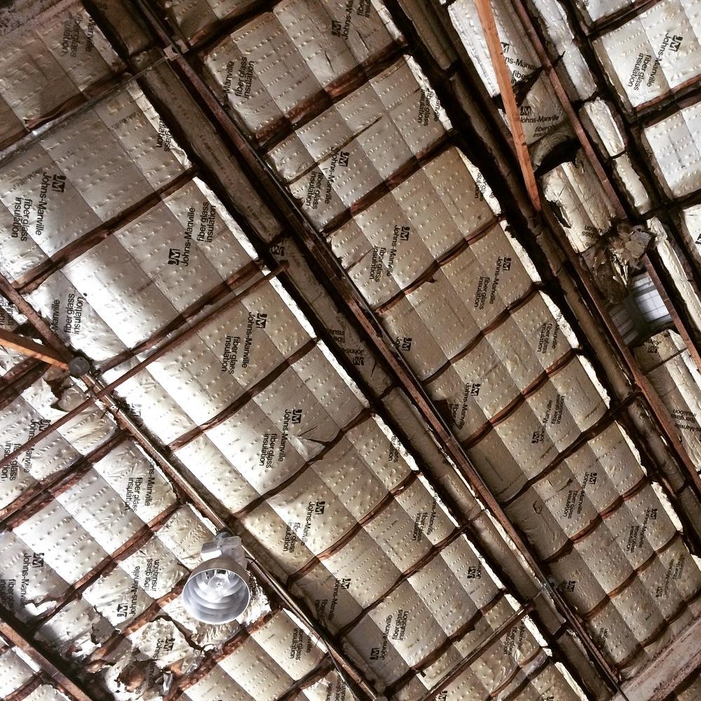 Ceiling gazing