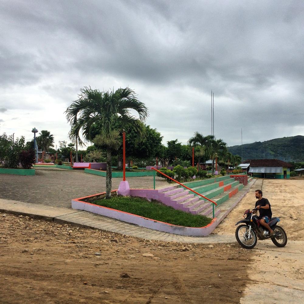 San Antonio de Cumbaza