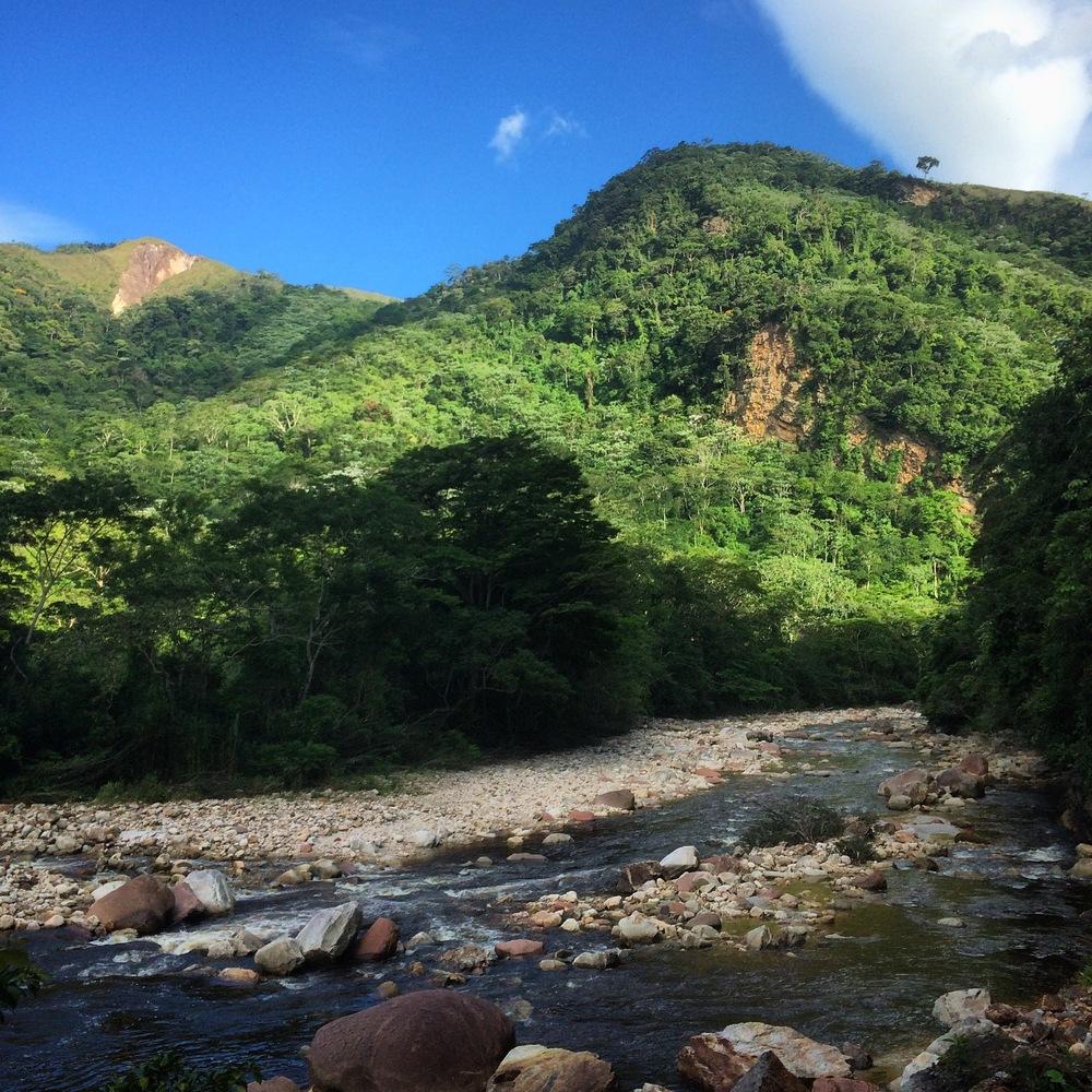 Cataratas de Huacamaillo