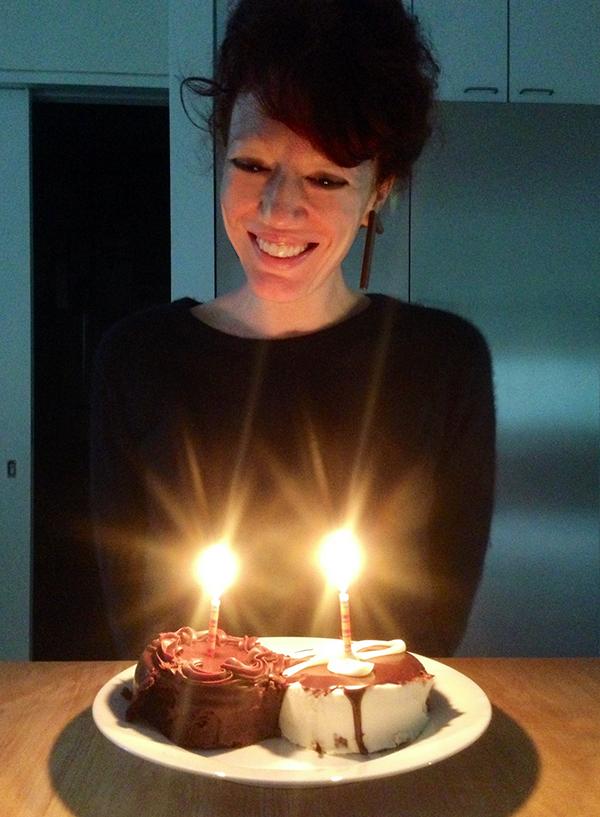 Impossible birthday wish