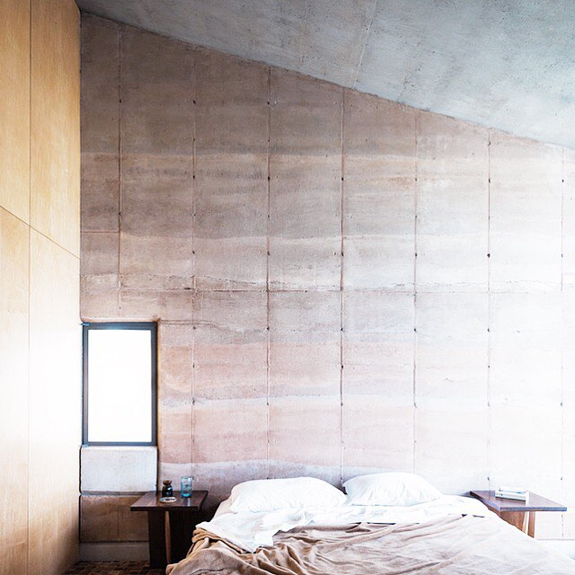 day dreaming of rammed earth architecture 💭