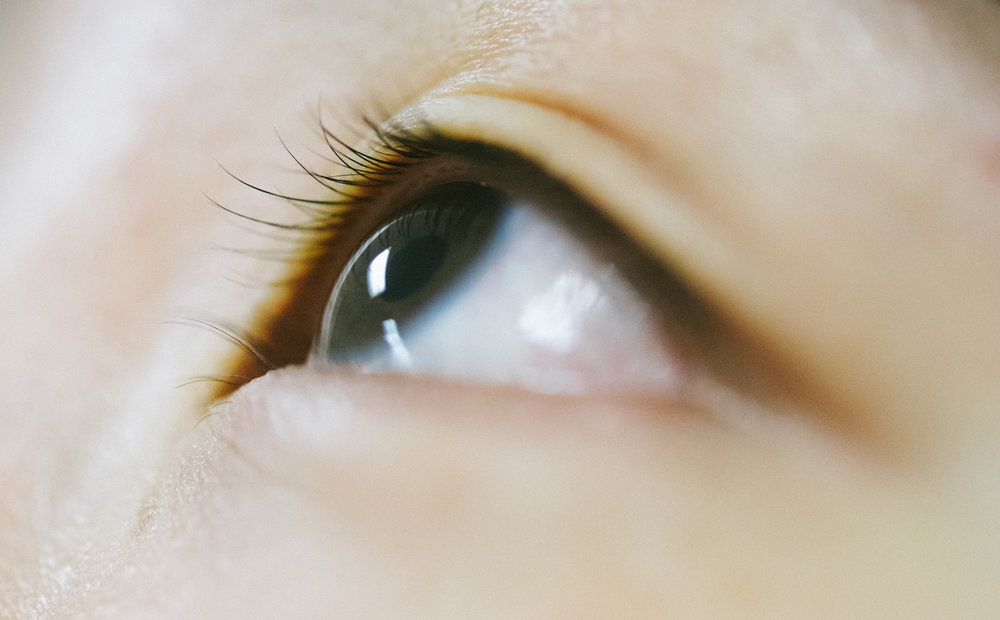 A photo of one of our dear patients! The eye is an important organ and it is important to ensure they are healthy and seeing well!