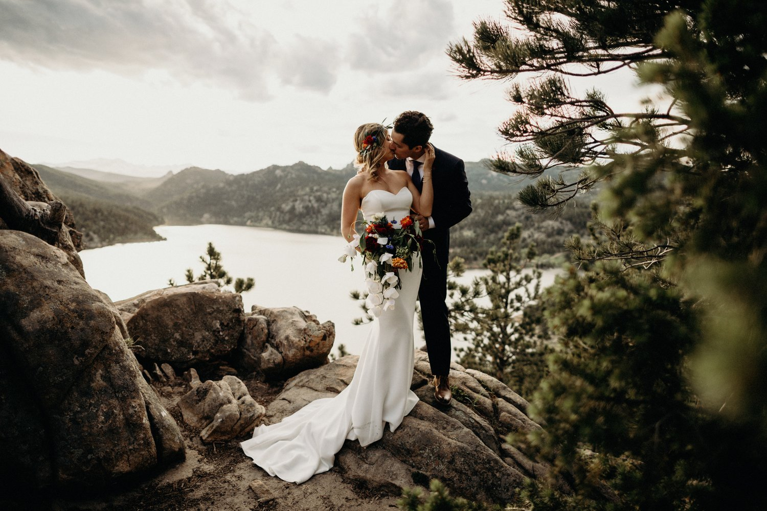 Adventure weddings and elopements colorado wedding productions colorado destination wedding elopement elope rocky mountain national park adventure wedding back packing wedding hiking photography photographer videography junglespirit Image collections
