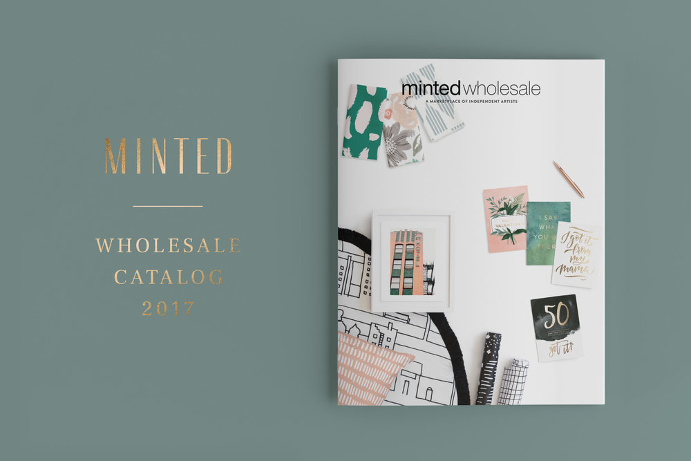 2017 WHOLESALE CATALOG - —MINTEDlearn more