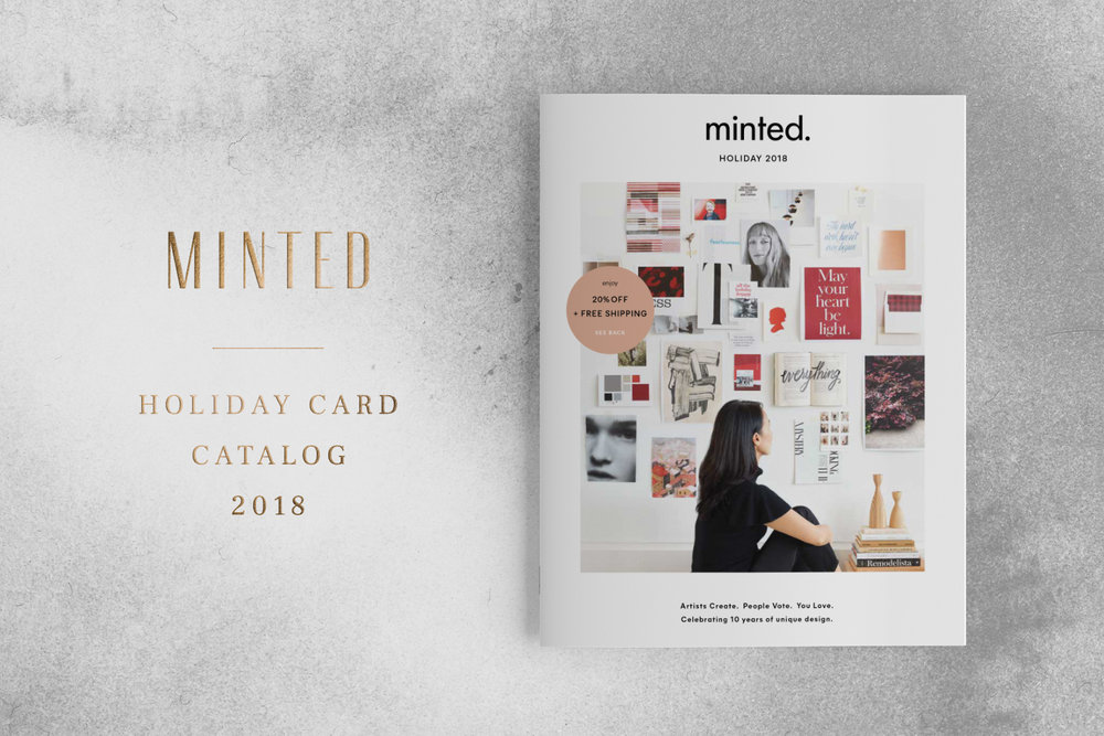 2018 HOLIDAY CATALOG - —MINTEDlearn more
