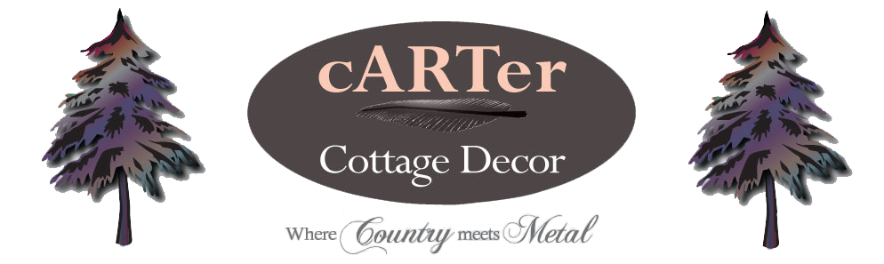 cARTer Cottage Décor