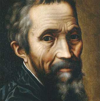 Michelangelo Buonarroti A Famous Renaissance Artist Sculptor Poet And Architect Was Born On March 6 1475 In Caprese Italy His Mother Failing