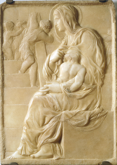 Madonna of the Steps