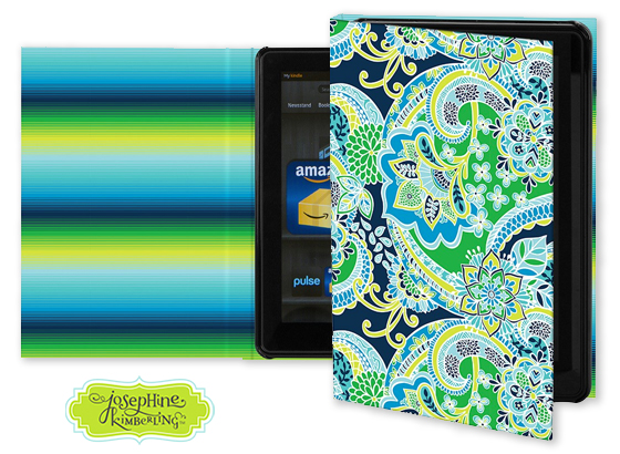 Josephine Kimberling's 'Bohemian Bliss' Keka Case for tablet devices