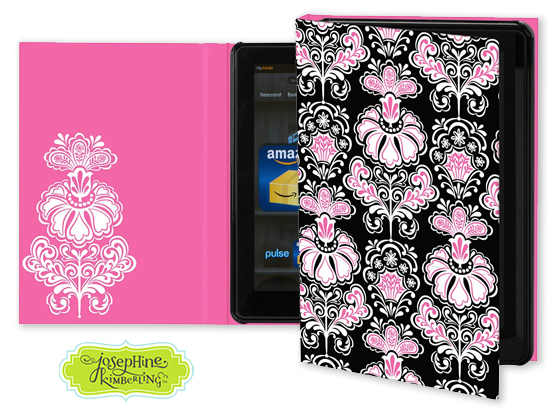 Josephine Kimberling's 'Diva' Keka Case for tablet devices