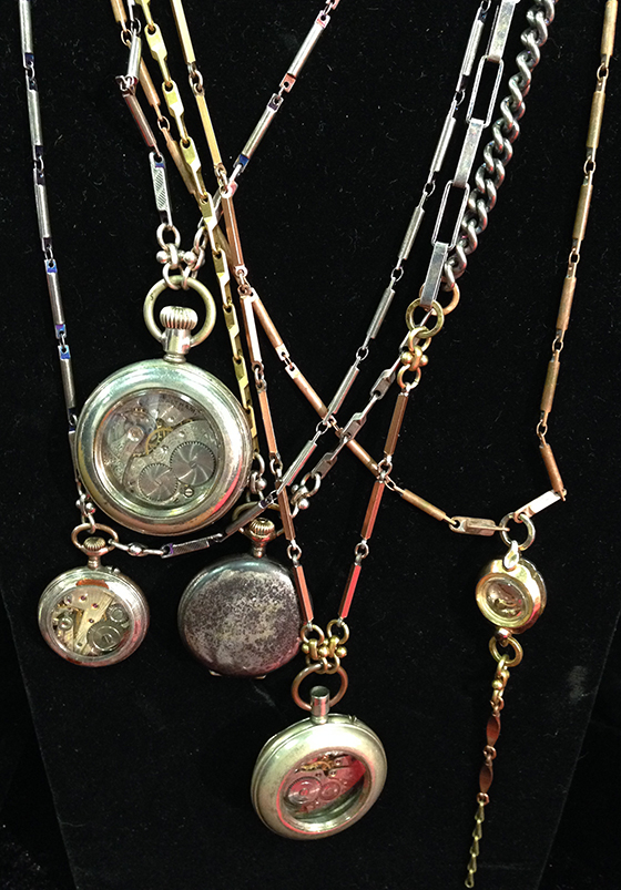 Rewind Jewelry - Visit them online at www.rewindjewelry.com and follow them on Facebook to see new creations!