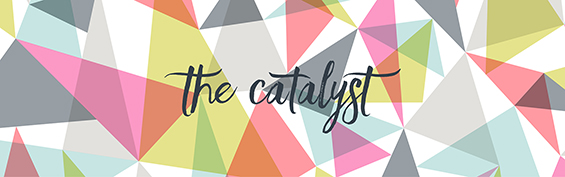 "Subscribe to Josephine Kimberling's newsletter ""The Catalyst"""