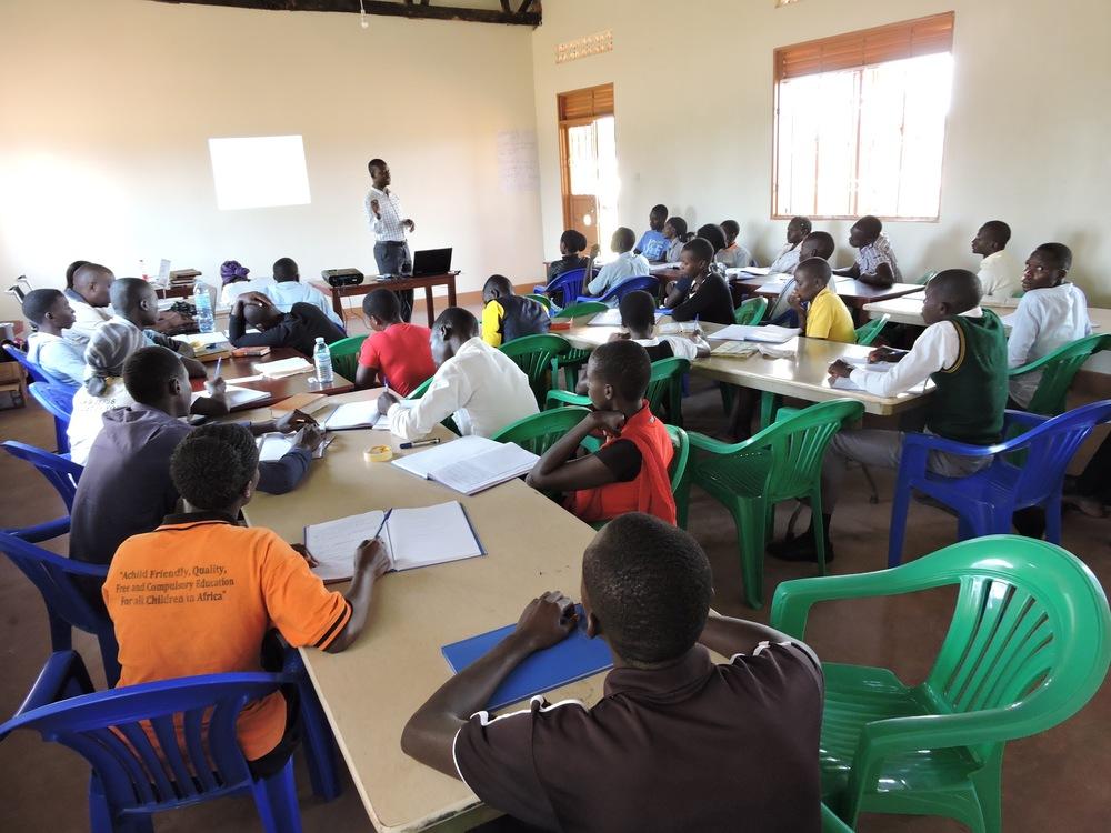 Uganda Leadership Skills and Development Program