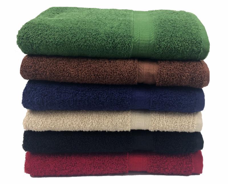 True Color Towels