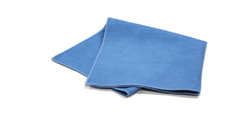 Microfiber Suede Window Cloths   - The smooth texture easily releases particles with rinsing. Great for delicate cleaning and polishing , the cloth produces a streak-free shine.