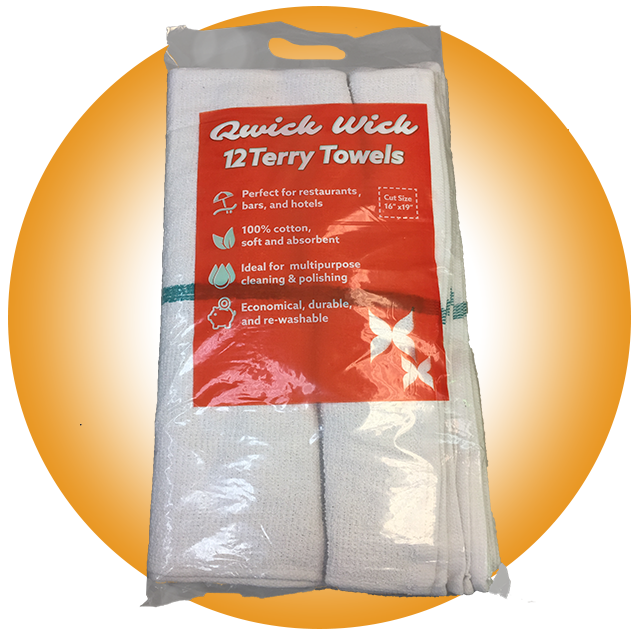 Wholesale Towels Retail Packaging