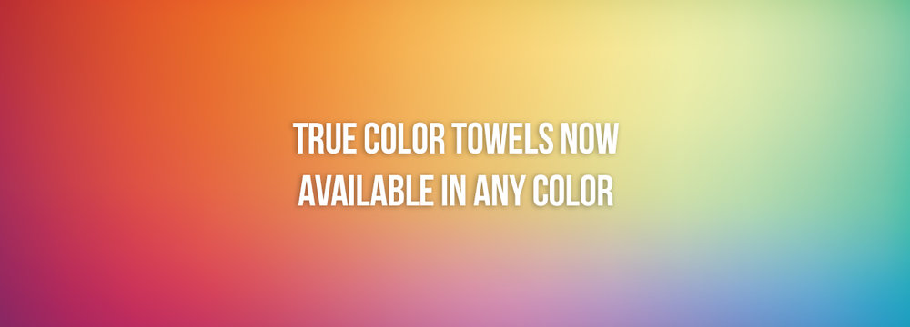 Our true color wholesale towel collection is available in any color. Bath, hand, kitchen, & stylist wholesale towels that stay true and don't lose their color.
