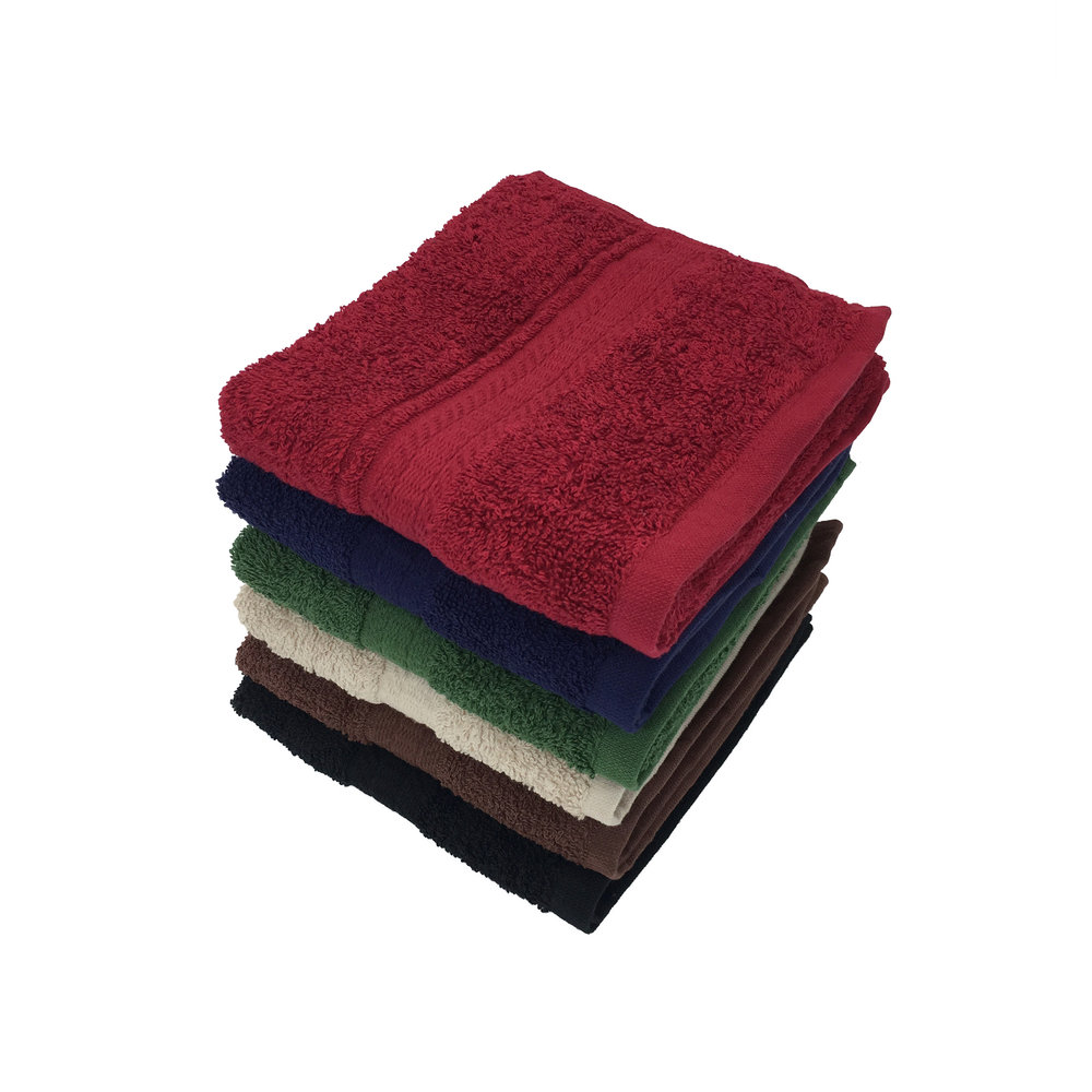 True Color Hand Towels - $9.75/DozenSize: 16 x 273lb Ring Spun10  Dozen / Carton30 Cartons / Pallet