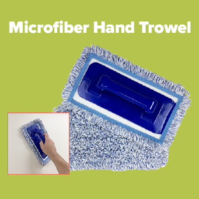 wholesale microfiber hand trowel