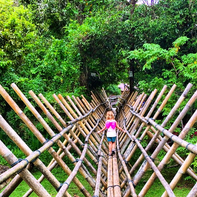 Sarawak Cultural Village - a perfect learning adventure for kids in Borneo